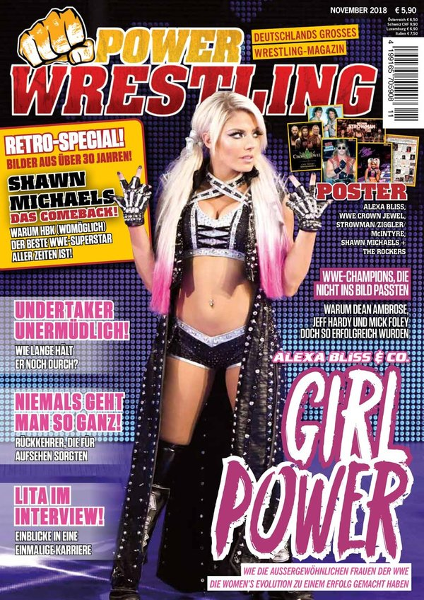 Power-Wrestling November 2018